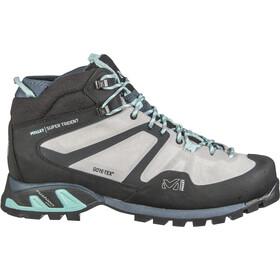 Millet Super Trident GTX Shoes Women high rise/aruba blue